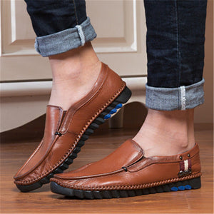 British Wind Gently Men's Casual Shoes