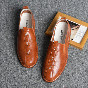 Hand Sewed Soft Bottom Casual Shoes
