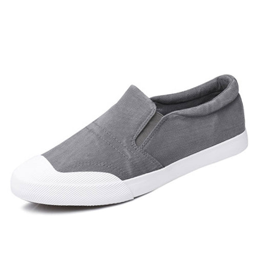 Cloth Seams Plain Men's Casual Shoes