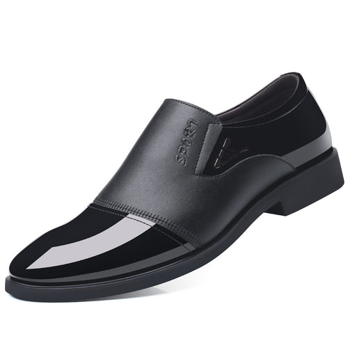 Slip On Damping Wear Resistant Men's Oxfords