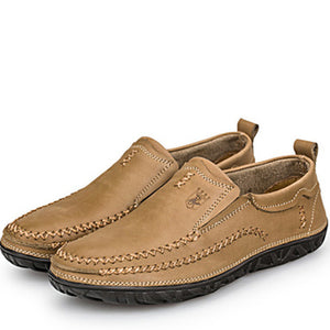Wear Round Head Men's Casual Shoes