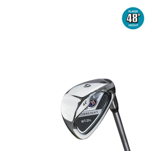 "US Kids (48"") Ultralight Junior 9 Iron Club (6-8 Years)"