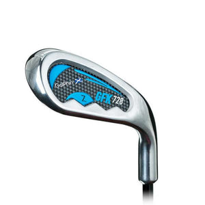 "Golphin® GFK 728 #7 Irons / 7-8 yrs (PLAYER HEIGHT  48""-52.5""/ up to 133cm)"