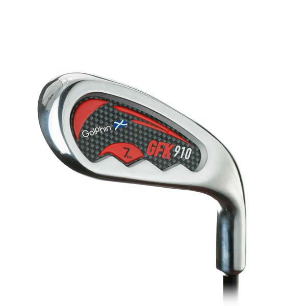 Golphin® GFK #7 Irons / 9-10 yrs (PLAYER HEIGHT  52.5