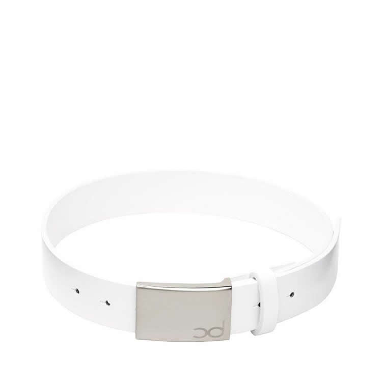 Chinnydipper Belt 'Jaspie' (White)