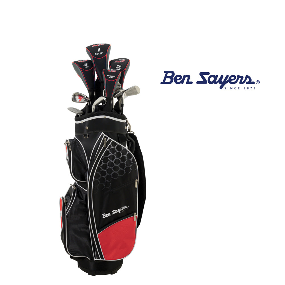 * Ben Sayers M8 Package Set MENS (Red)