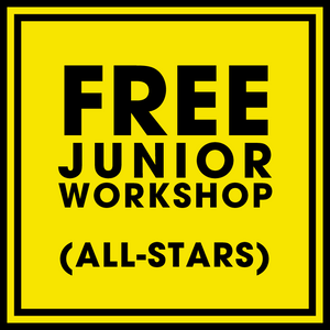 Event (Free All-Star Workshops (only for juniors in All-Star classes)