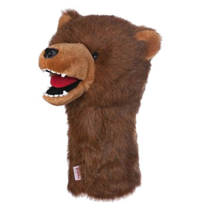 * Daphnes Grizzly Bear Headcover