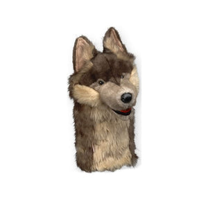 * Daphnes Wolf Headcover
