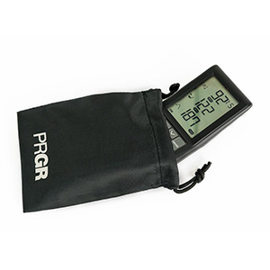 PRGR Black Portable Launch Monitor
