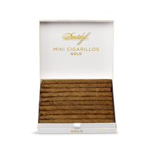 Load image into Gallery viewer, Davidoff Mini Cigarillos Gold