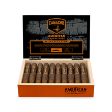 Load image into Gallery viewer, Camacho American Barrel Aged robust Full box