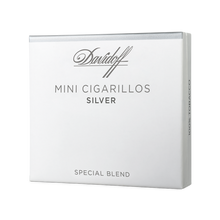 Load image into Gallery viewer, Davidoff Mini Cigarillos Silver