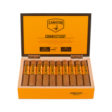 Load image into Gallery viewer, camacho Connecticut, cigar, single cigar, full box, Davidoff