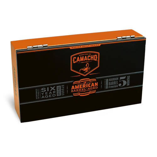 Camacho American Barrel Aged full box Cigar