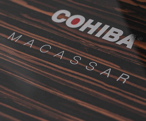 Cohiba Macassar, cigar, single cigar, full box,