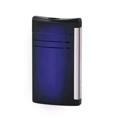 S.T. Dupont - Maxijet Sunburst Blue Lighter