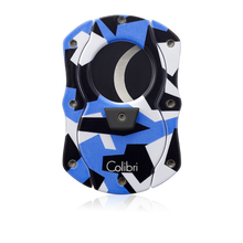 Load image into Gallery viewer, Colibri - Double Guillotine Camo Cutter