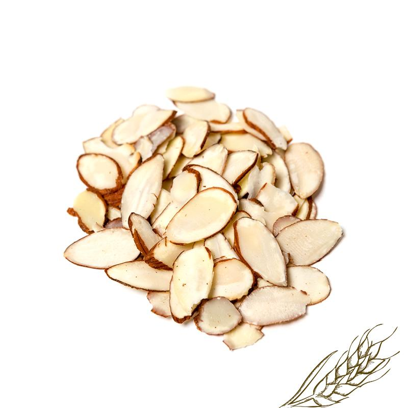 Almonds, sliced natural