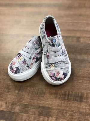 Shoe- Toddler Blowfish Gray Bella