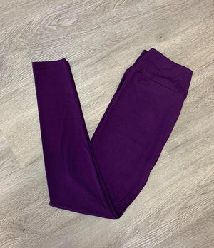 Legging- Purple