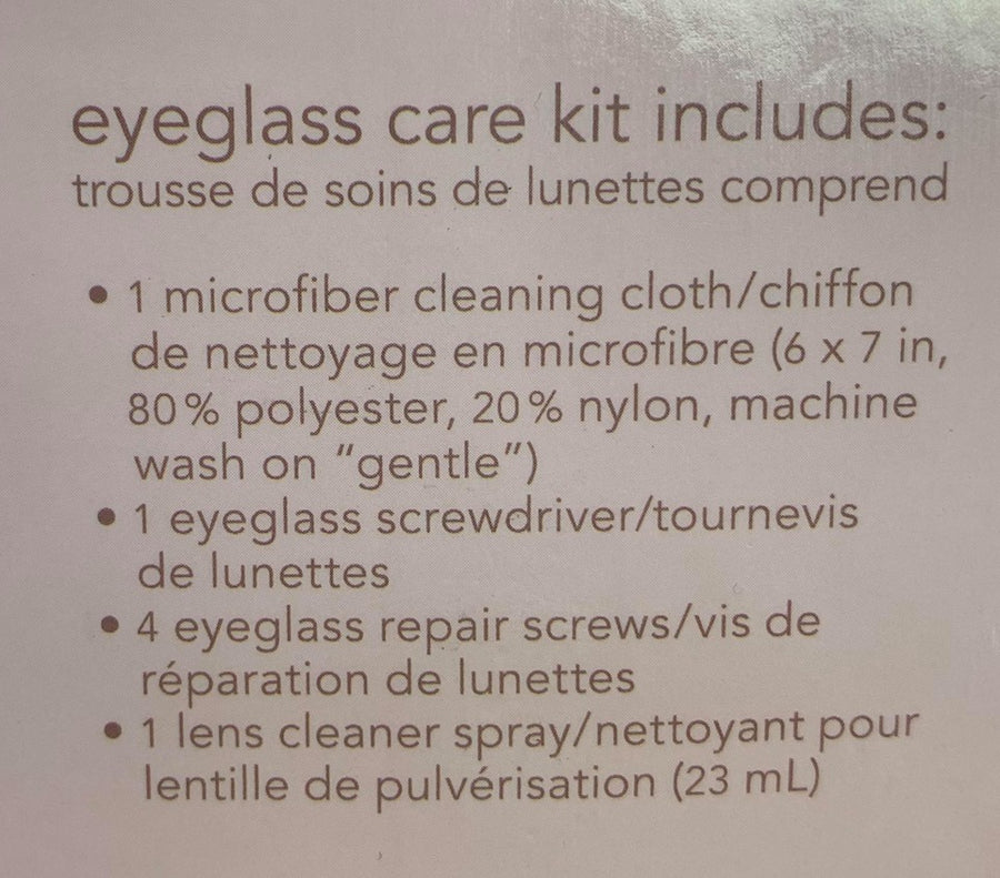 Eyeglasses Care Kit 51896