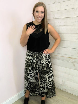 """Wild Thing"" Cheetah Pants"