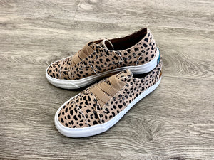 """Spotted"" Cheetah Blowfish Sneaker"
