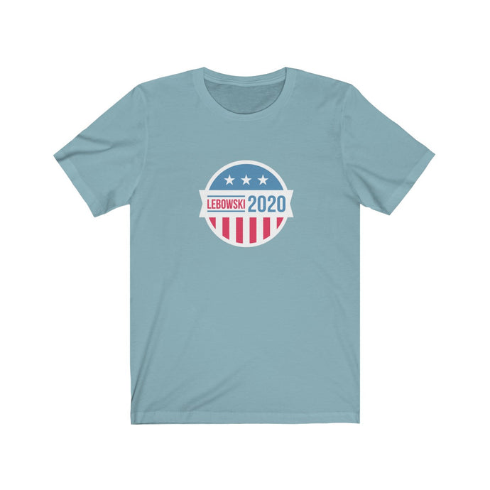 Lebowksi 2020 - Vote for The Dude t-shirt