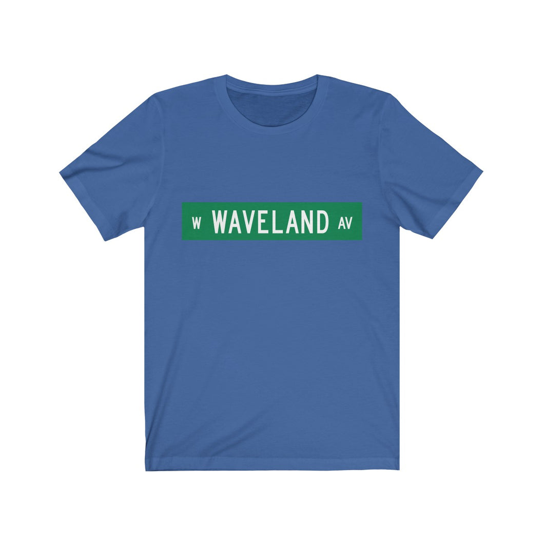 Waveland Avenue - Chicago Cubs t-shirt