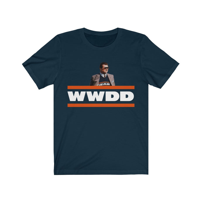 What Would Ditka Do? - Chicago Bears Mike Ditka t-shirt