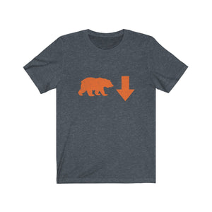 Bear Down - Chicago Bears emoji symbol t-shirt