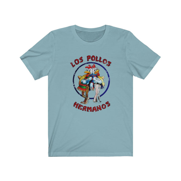Los Pollos Hermanos - Breaking Bad Gus t-shirt