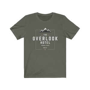 The Overlook Hotel - The Shining - Modern Vintage logo