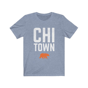 CHI TOWN - Chicago Bears vintage style t-shirt