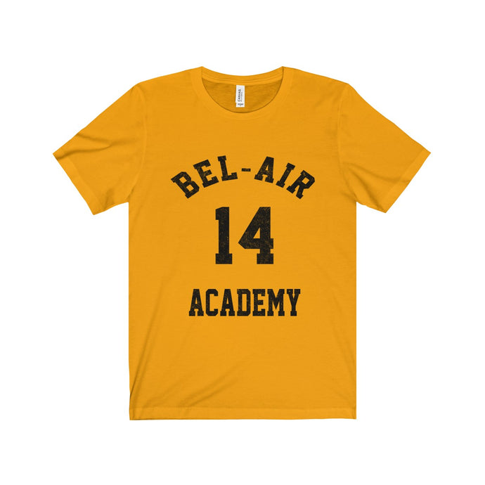 Bel-Air Academy (Fresh Prince Basketball t-shirt)