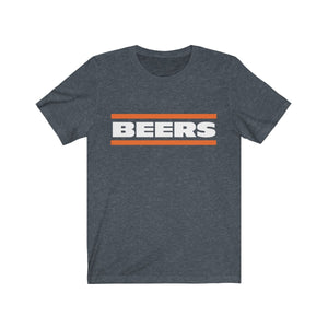 Beers - Chicago Bears t-shirt