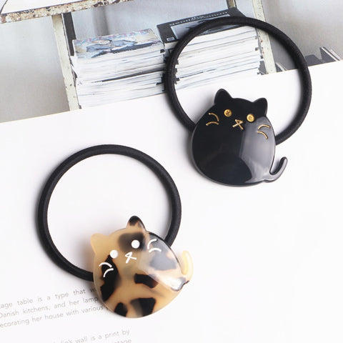 Fat Cat Rubber Headband - catzzcorner