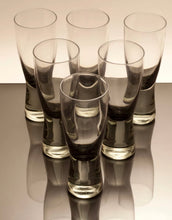 Load image into Gallery viewer, 6 Holmegaard shot glasses