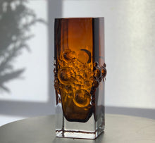 Load image into Gallery viewer, Musica glass vase designed by Tamara Aladin for Riihimaen Lasi (Riihimaki)