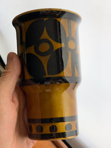 1970s Scandinavian Influenced Ceramic Vase