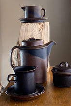 Load image into Gallery viewer, Arabia Ruska Coffee Service by Ulla Procopé-Nyman 1970s 1960s pottery ceramics