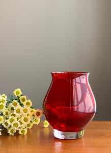 Scandinavian Vase Tulip Shaped