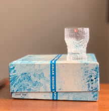 Load image into Gallery viewer, Vintage Iittala Finland Aslak shot glasses, designed by Tapio Wirkkala in 1970s
