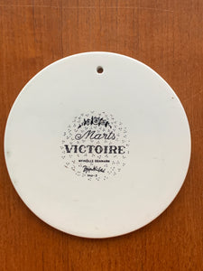 Vintage Bjørn Wiinblad Victoire March plate For Nymolle Denmark *15% Discount Available