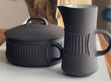 Load image into Gallery viewer, Jens Harald Quistgaard's 'Fluted Flamestone' coffee set