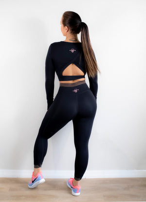 Load image into Gallery viewer, NYX ELITE LEGGINGS