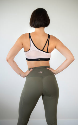HIGH PERFORMANCE BOOTY SCRUNCH LEGGINGS
