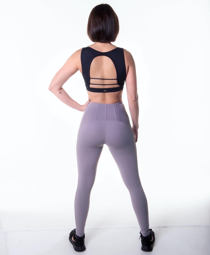 Load image into Gallery viewer, LIQUID SILHOUETTE LEGGINGS