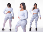 CERES MESH LIQUID LEGGINGS